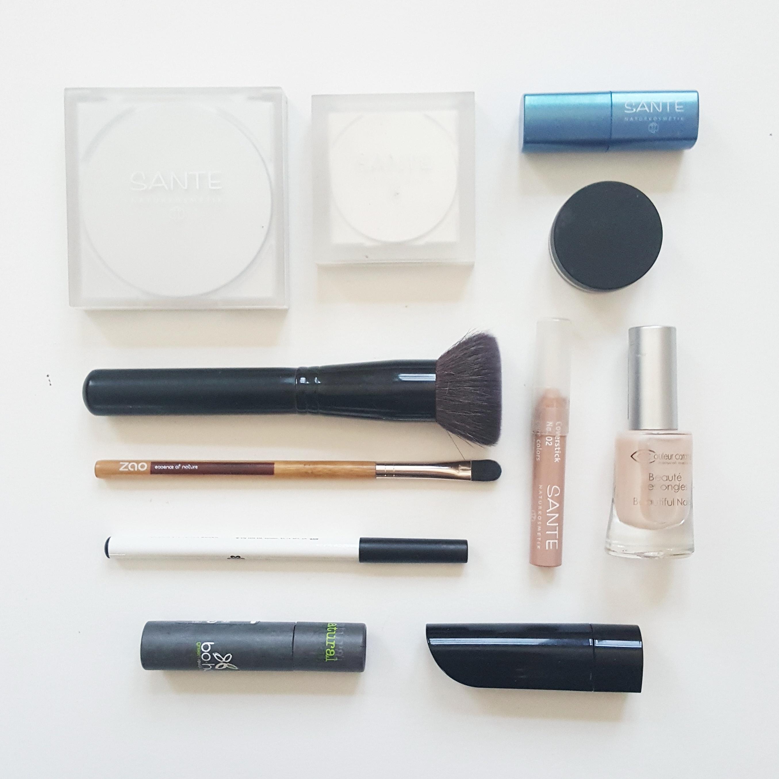 maquillage minimaliste Simplement Emm 5