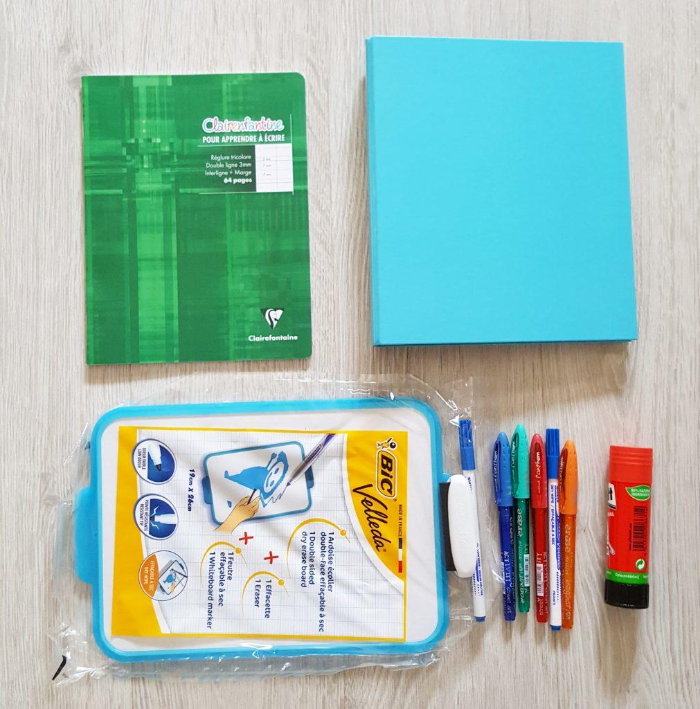 fournitures scolaires zéro déchet rentrée ecolo