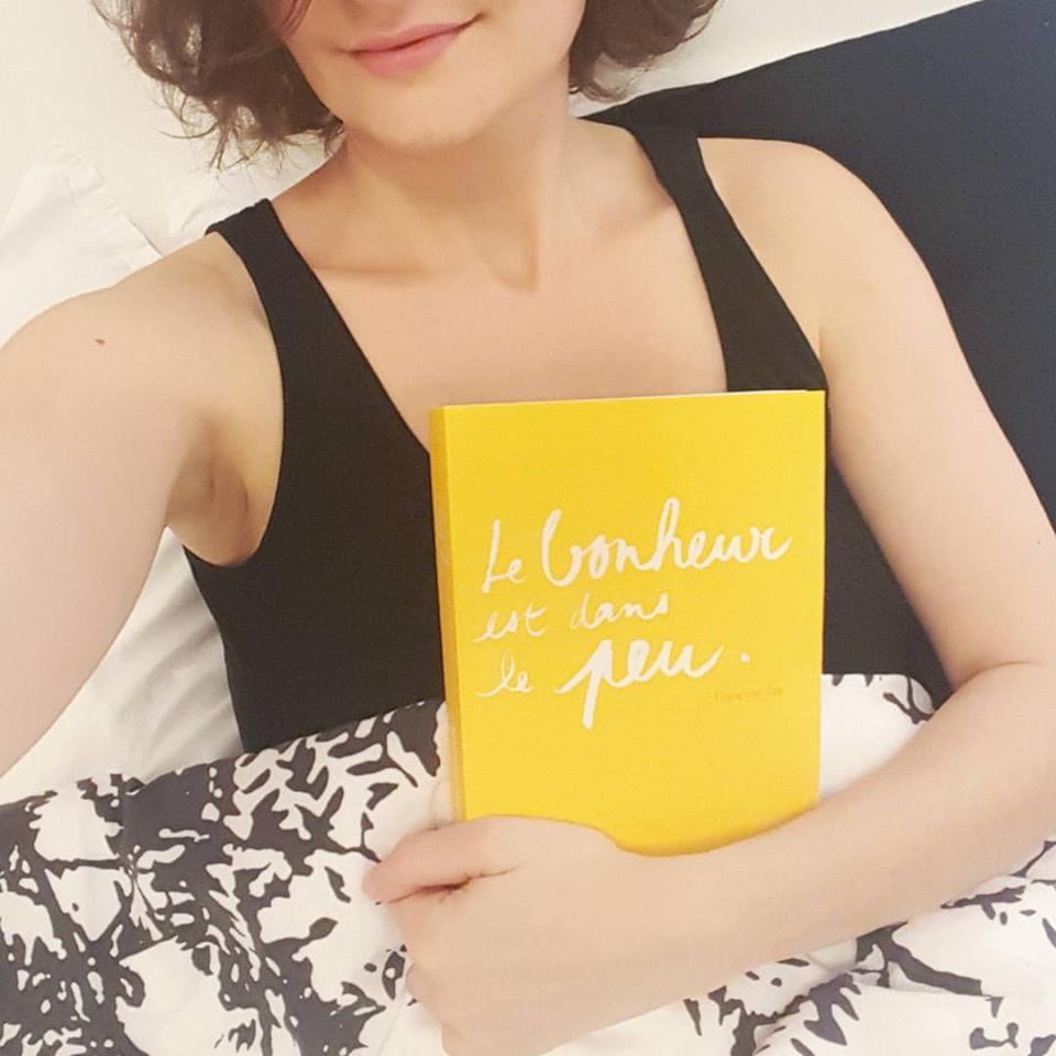 Lecture minimalisme - Le bonheur est dans le peu - Francine Jay 3