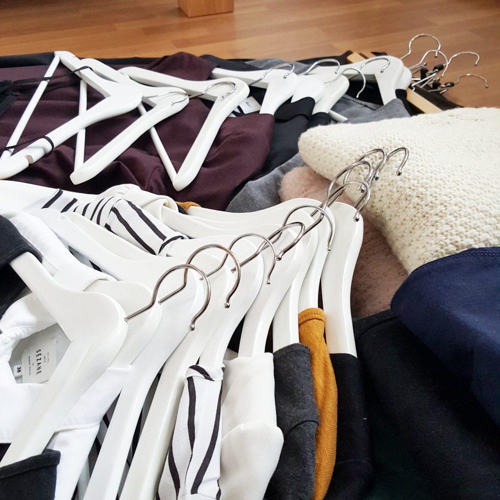 Capsule Wardrobe hiver 2016/2017 Minimalisme