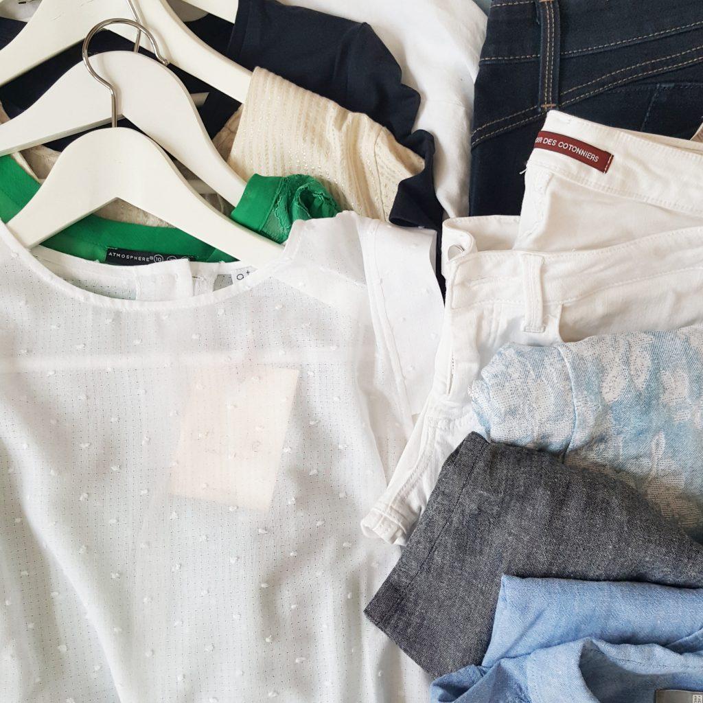 casule wardrobe préparation 2