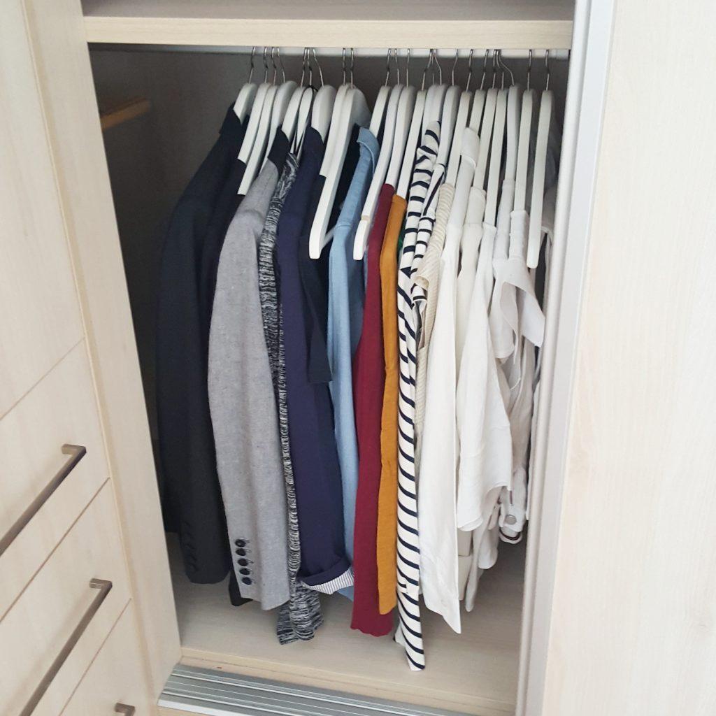 capsule wardrobe préparation 3