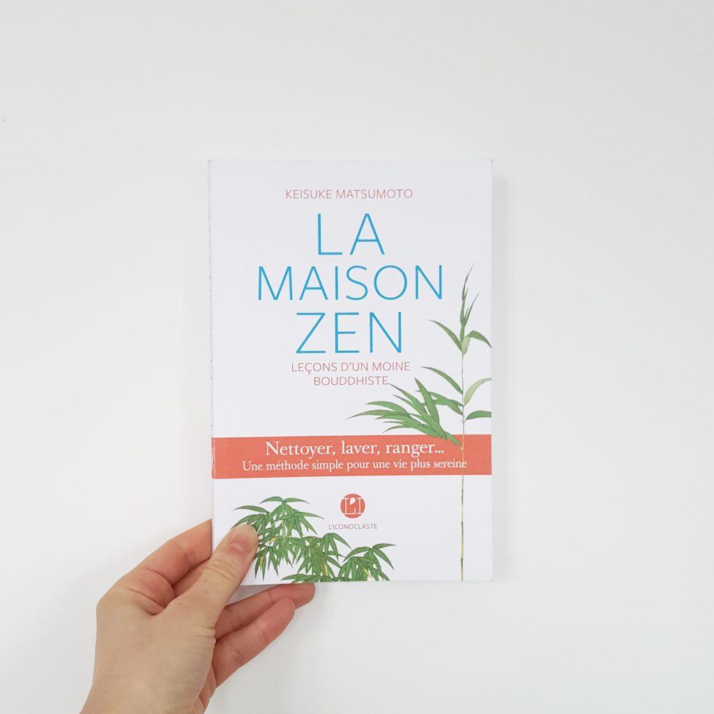 lecture minimalisme la maison zen de Keisuke Matsumoto