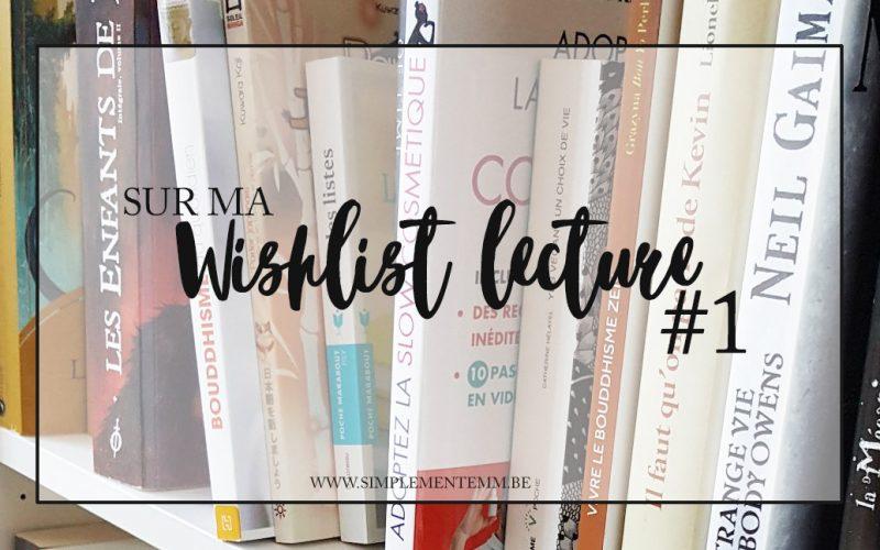 wishlist lecture 1