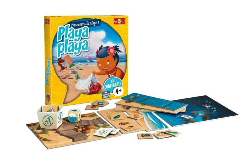 Noël reponsable - sélection enfant playa playa