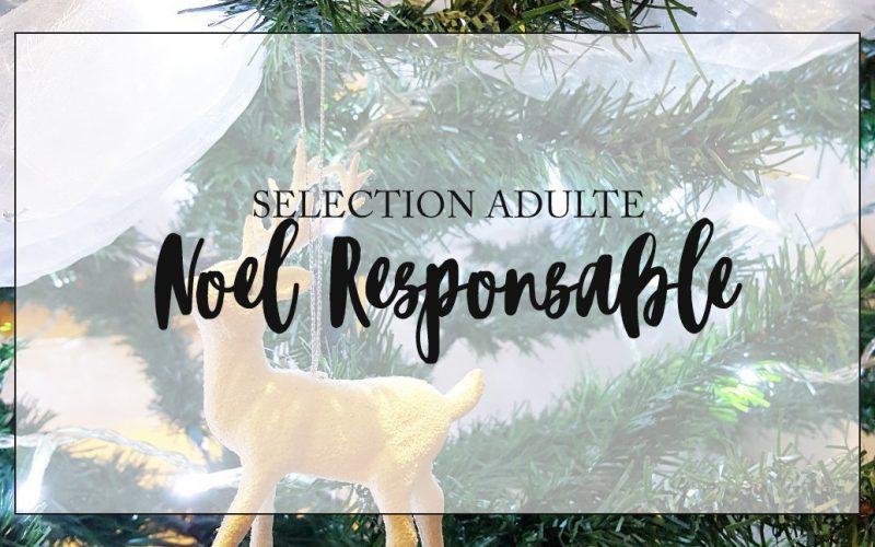 selection Noel responsable adulte