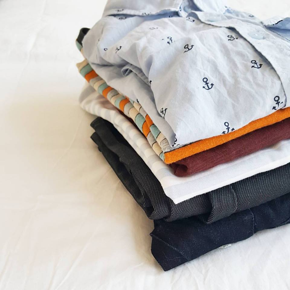 Mode responsable enfant Vêtements deuxième main