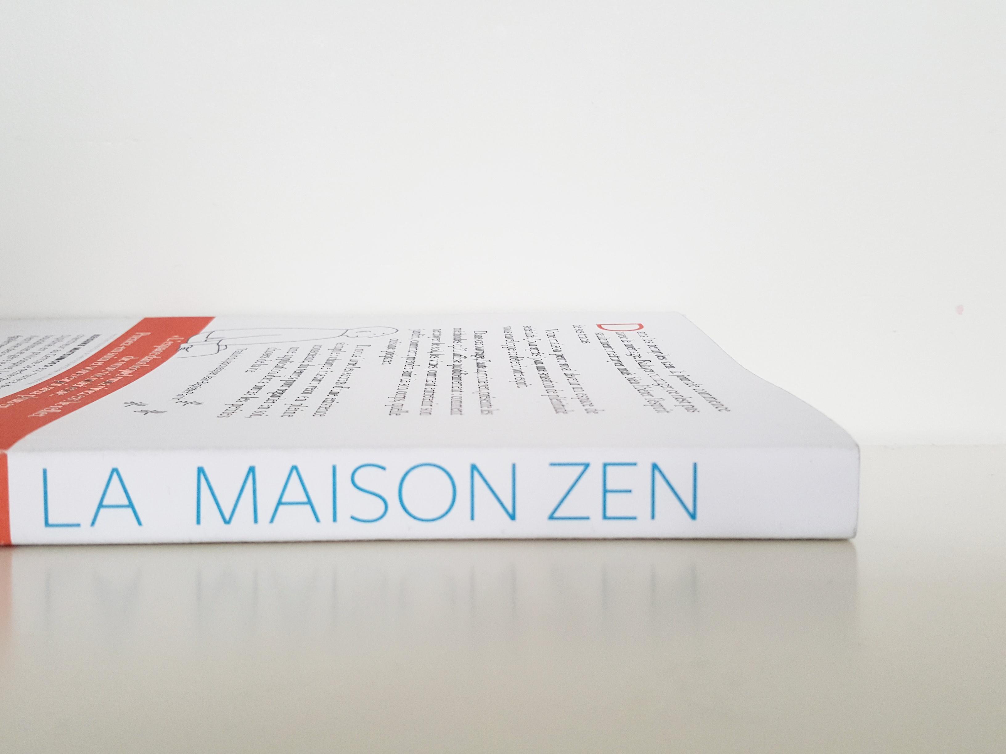 minimalisme zen lecture japon