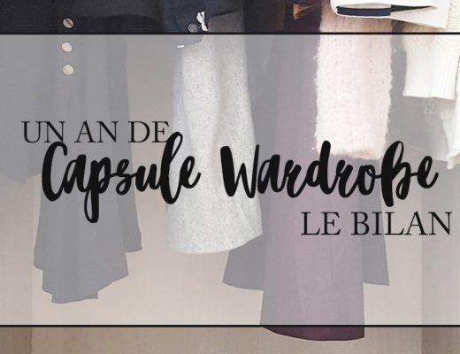 bilan capsule wardrobe